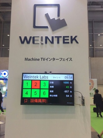 Mtv Hmi An Ideal Solution For Andon System Weintek Forum