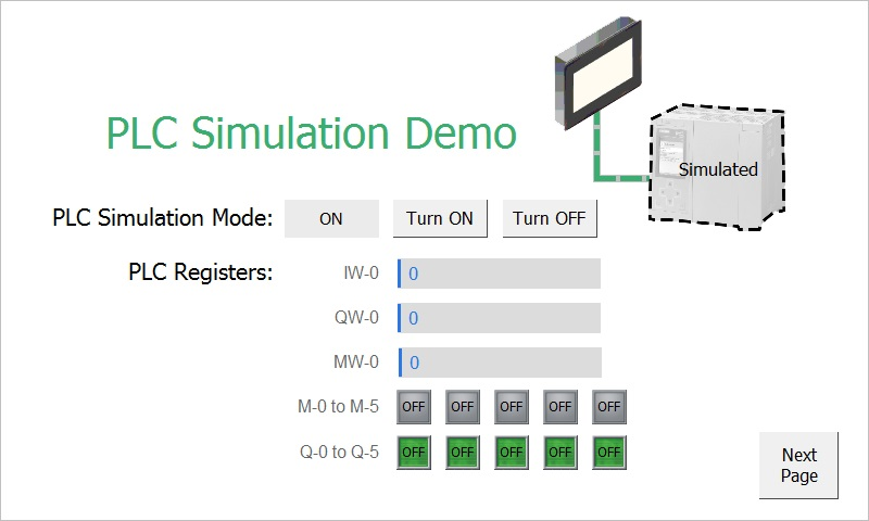 HMI Off-line Simulation – Weintek Forum
